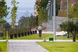 Parc de Rocafonda. Foto: Jordi Merino, Ajuntament de Mataró